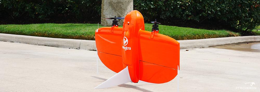 It's a Bird! It's a Plane! No, it's the WingtraOne!